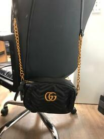 fashionable GG letters handbag