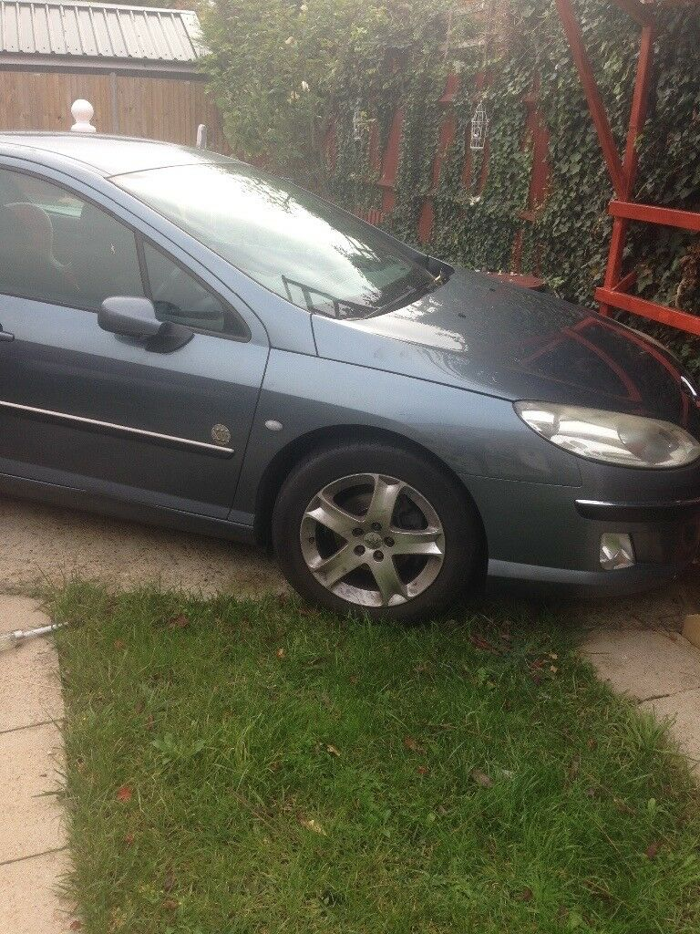 Peugeot 407 2.0 hdi 2006 for sale