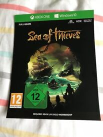 Sea Of Thieves Xbox One Game Code £30 Ono.