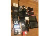 Tablets - phones -cameras -etc
