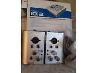 Alesis io-2 Portable Two Channel
