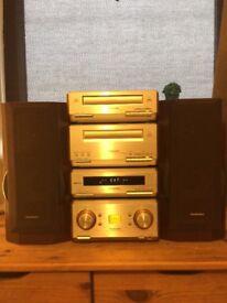 Technics SE HD550 stack stereo