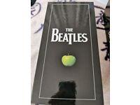 The beatles collectors box set cds