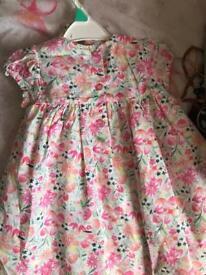 12/18 months girl dress