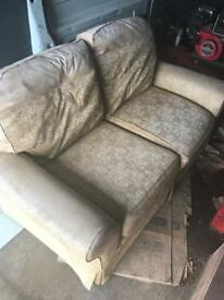 Next Home two seater sofa