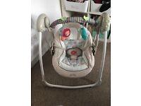 Portable Infant Swing