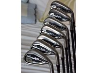 Callaway XR Irons 5-SW Graphite Shafts Senior/ Junior Male Right-handed