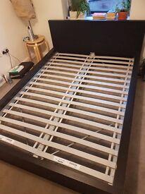 Double bed frame - IKEA MALM