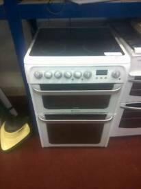 Electric cooker Hotpoint tclri 19672. Six months warranty