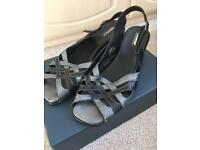 Ladies leather Hotter shoes size 6 1/2