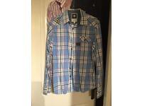 Men G-star shirt size M