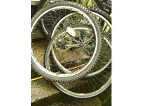 """Cycle Wheels MTB and Road, mainly 26"""""""