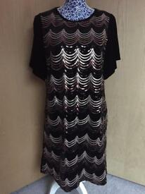 Brand New Sequin Dress - Size M/L (12-14)