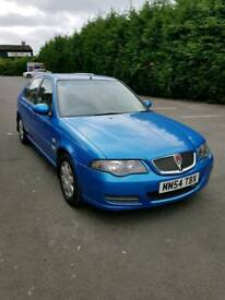 Rover 45, 1.4 petrol good spec