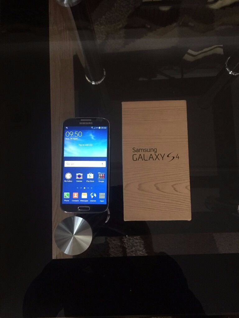 samsung galaxy s4 16 gbin Westhill, AberdeenshireGumtree - samsung galaxy s4 16gb unlocked like new com with box charger all seat txt or phone me no mail thanks