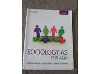 Collins AS for AQA Sociology Third Edition