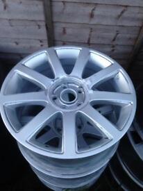 """VW / Audi 18"""" alloys"""