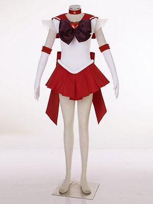 Cosplay Sailor moon sailor mars Hino Rei Super - Super Sailor Moon Kostüm