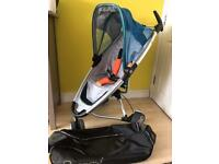 Quinny zapp pushchair pram With travel bag