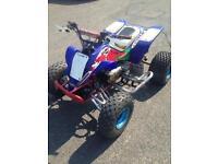 100cc race quad