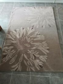 John lewis maggie levien ariana rug only 6 months old