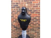 Gold's Gym 'Torso Man' Boxing Trainer