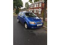 Daewoo kalos 1.4 75k Miles ideal first car ***£350**** bargain