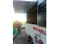 Catering / Burger / food trailer