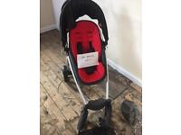 Phil and teds smart buggy £180