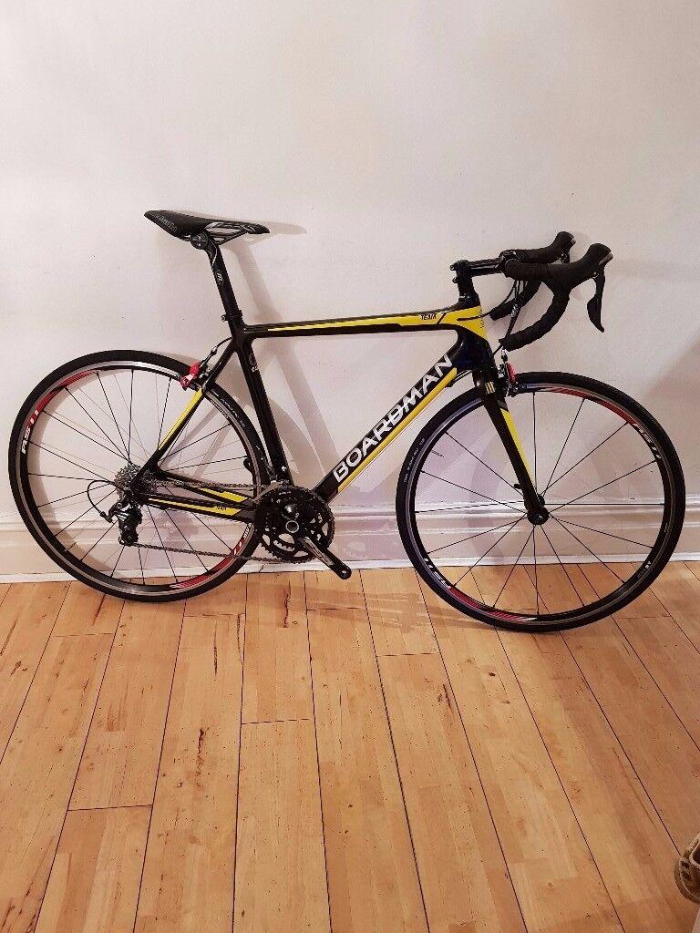 Road Bike Boardman Team Carbon C7, 53 (M) Frame Ultegra 6800 Groupset