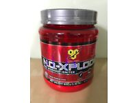(Brand New Sealed) BSN N.O.-Xplode Fruit Punch Pre Workout Ignitor (600g) Gym Exercise Supplement