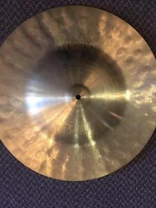"Cymbale Sabian Paragon China 19"" usagée/used"