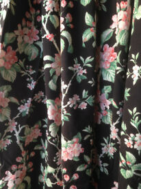 Beautiful vintage Jonelle curtains