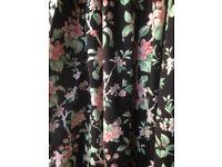Beautiful vintage Jonelle curtains
