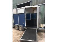 Ifor Williams 505 horse trailer 2002