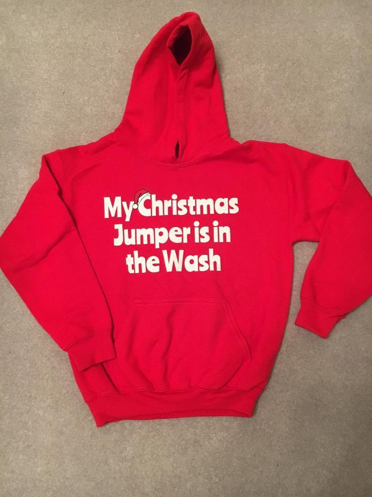 Christmas Jumper age 8-10 years