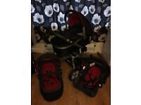 Graco travel system/stroller/pram .. rrp 600