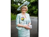 Mother of the Bride Outfit by John Charles