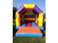 12-12 bouncy castle for sale