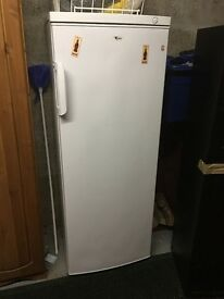 Stand up clean fully working freezer