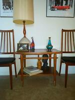 very collectible lane tables