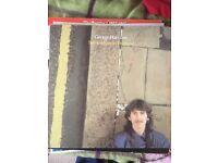 Range of LPs for sale inc Beatles, Lennon, Michael Jackson, Harrison etc