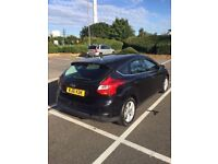 ford focus 2011 61 plate new shape 1.6 Ti-VCT Zetec 5dr
