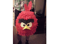 Piñatas and masks for sale (Angry Birds, Minions, Elza and Anna, pumpkin for hallowen)