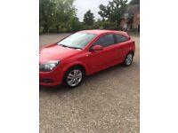 Vauxhall Astra 1.6 i 16v SXi Sport Hatch Easytronic 3dr *Recent MOT!*