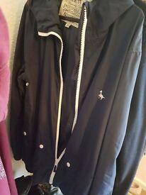 Jack Wills light rain jacket size XS mens