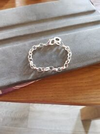 Bracelet 925 brand new