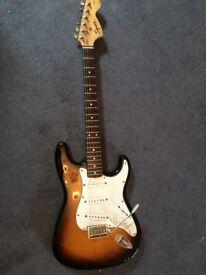 Fender Squier Strat for sale.