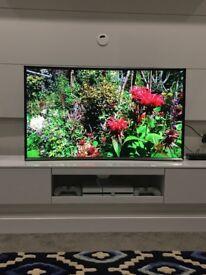 Samsung 40 inch curved full 1080p HD LED + Yamaha sound bar