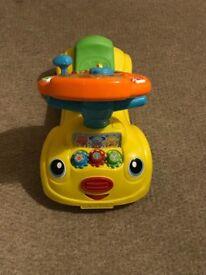 Vtech ride on toy